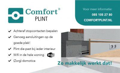 stopcontact in de plint